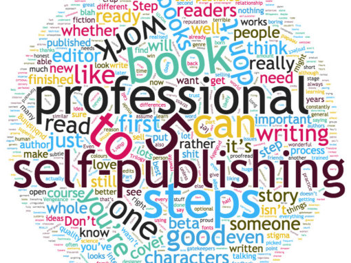 5 steps to professional self-publishing