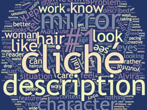 Cliché #1 – Mirror Descriptions
