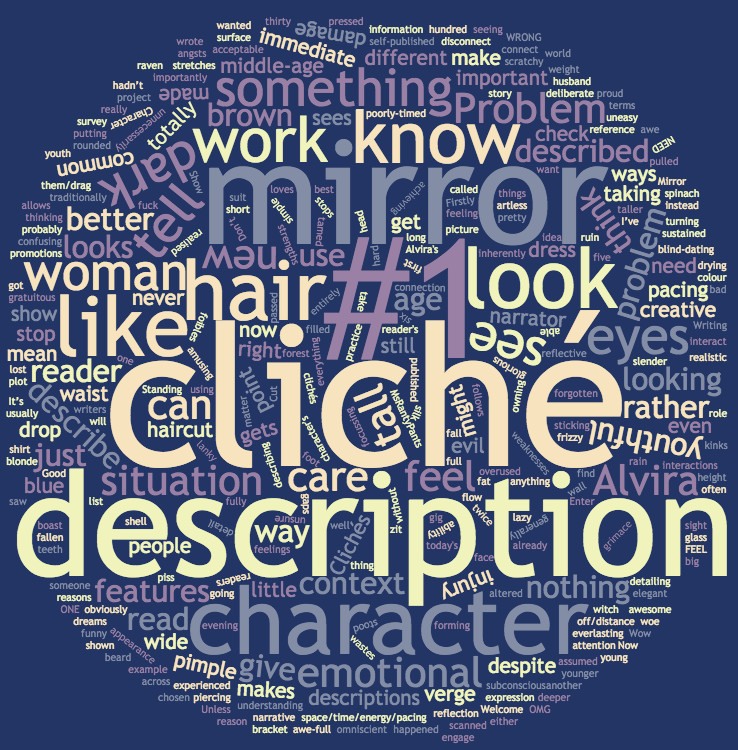 Cliché #1 - Mirror Descriptions - Devin Madson