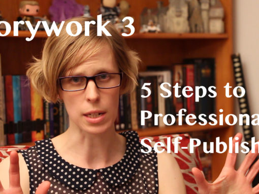5 Steps to Professional Self-Publishing Video