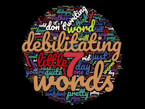 7 Debilitating Words